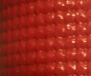 burgundsko rdeča blazina