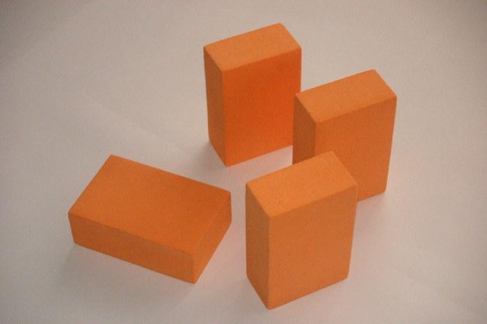 kvadri za podporo pri izvajanju asane