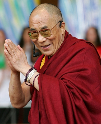 Dalai Lama Foto: Z. Fišer (Vagant)