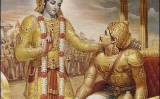 BHAGAVADGITA-GOSPODOVA PESEM
