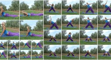 Četrtkov Time Out: Sestavi si lastno jogisko prakso