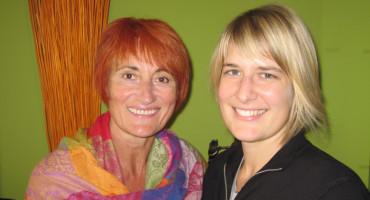 Gordana in Maruša