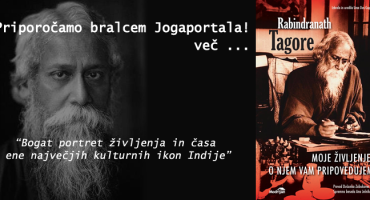 Rabindranath Tagore: MOJE ŽIVLJENJE, O NJEM VAM PRIPOVEDUJEM