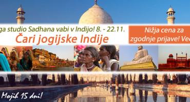 Čari jogijske Indije, 15 dni
